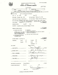 Keltie Byrne Coroner Inquest Thumbnail pg 1