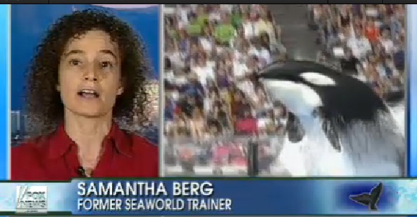 Click on image to watch Samantha Berg on Fox News- September, 2010